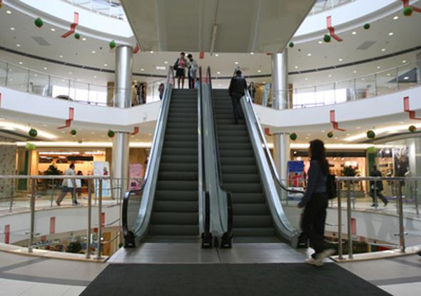 Yürüyen Merdiven ve Bantlar