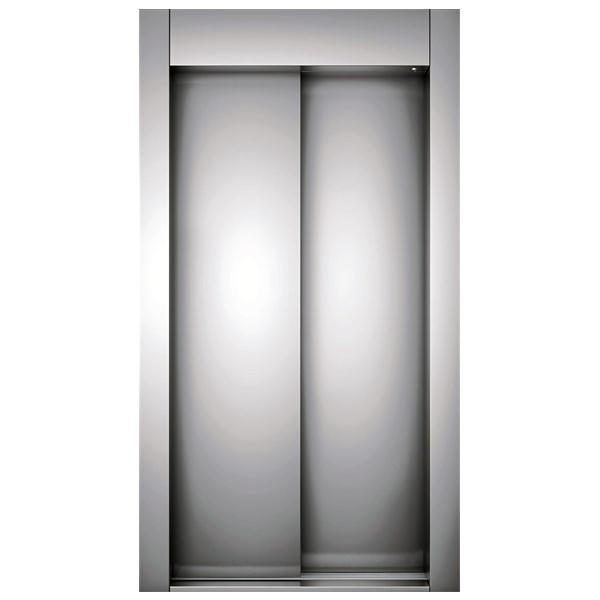 Telescopic Elevator Door with 2 Panels  sc 1 st  ceo asansör & Telescopic Elevator Door with 2 Panels | Elevator Manufacturing and ...