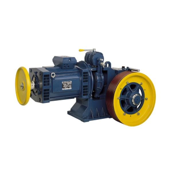 Geared Elevator Motor Elevator Manufacturing And